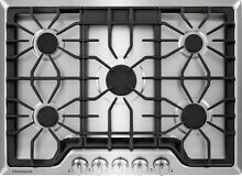 Frigidaire Gallery 30  Stainless Steel 5 Sealed Burner Gas Cooktop FGGC3047QS