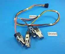 807198301 Frigidaire Electrolux Range Surface Element Wiring Harness  E4 5a