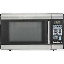 Cuisinart CMW 100 1 Cubic Foot Stainless Steel Microwave Oven