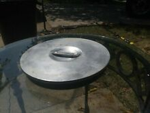 VINTAGE STOVE PARTS Chambers C Model Gas Range Insulated Themowell Lid Cover