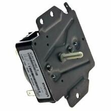 Whirlpool Clothes Dryer Timer Switch W10185982 WED5100VQ1 W10463293D WED4815EW1