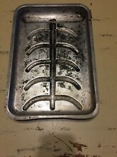 Vintage Chambers Stove Broiler Pan Reliable 4786 C Model