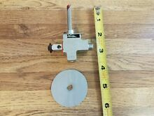 Whirlpool Cooktop Gas Small Burner Valve WP3191292 3191292 Model GLT3615LB0
