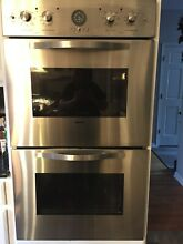 Viking Professional 30 inche Double Electric Convection Oven DEDO 205 SS