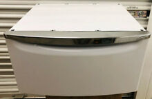 Whirlpool W D Duet Steam Storage Bin For WFW86HEBW1 WED86HEBW0 White