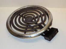 VINTAGE GIBSON   GE STOVE 8    7 1 2    SURFACE BURNER   ELEMENT CHROMALOX