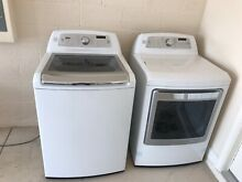 Kenmore Elite Top Load Washer   Dryer  White