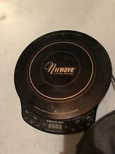 Precision NuWave Pro Induction Cooktop Base   Kitchen Burner NO BOX lightly used
