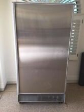 Sub Zero 501R   501F Side by Side Stainless Steel Refrigerator and Freezer
