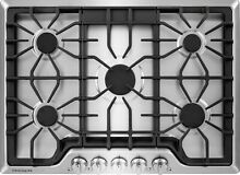 Frigidaire Gallery 30  5 Sealed Burner Stainless Steel Gas Cooktop FGGC3047QS