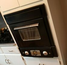 24  vintage American Kitchens wall oven