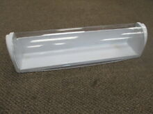 GE Profile Refrigerator Used Door Shelf Dairy Bin Door WR22X10052 WR22X10053