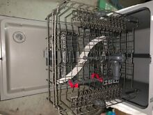 Used GE Dishwasher Upper Dish Rack WD28X25018 Great Condition NO RUST AP6030111