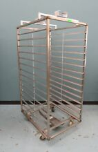 Hobart oven Rack double size all stainless