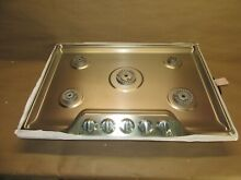 FRIGIDAIRE GALLERY FGGC3047QS 30  Gas Cooktop Stainless Steel 5 Burners  READ