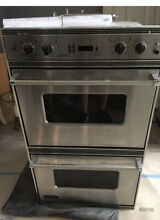 Viking 30  Double Wall Oven VEDO205SS   Electric