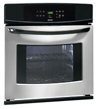 Kenmore 30  Electric Single Wall Oven 47833 Stainless Steel