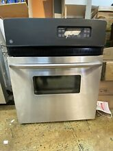 GE JRP20SkSS 24  Stainless steel Single Electric Wall Oven