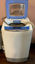 Used RCA 0 9 Cu Ft Automatic Portable Apartment RV Washer Washing Machine