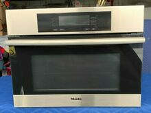 Miele MasterChef Electric H4080BM 24  Speed Microwave Oven Stainless Steel