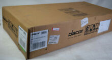 Dacor Professional 46  Built In Gas Cooktop with 6 burners  HPCT466GS NG H
