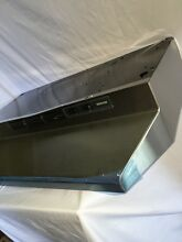 BROAN New in Box STAINLESS STEEL Range Hood Vent Under Cabinet Dented
