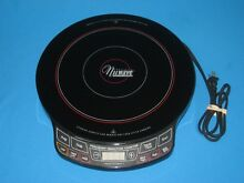 NuWave Precision Induction Cooktop Portable  No Flame Stove Top Clean