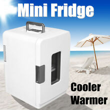 15L Travel Car Fridge 12V Portable Cooler Warmer Electric Mini Camp Can Holder