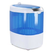 Portable Mini Compact Washing Machine Electric Washer Laundry Spin Wash 6 6lbs