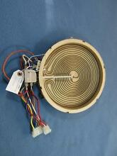 General Electric OEM WB30T10095 Range Radiant 9   Surface Element plus Wiring