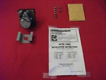 NEW WHIRLPOOL DRYER TIMER WITH INSTRUCTIONS   HARDWARE PART 279266