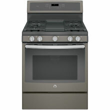 GE Profile Series 30 inch Free Standing Gas Convection Range
