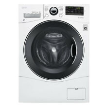 LG 2 3 cu ft Ventless Combination Washer and Dryer   WM3488HW