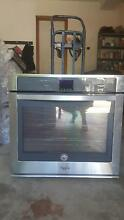 Whirlpool 30  Stainless Electric Built In Wall Oven BRAND NEW NO RESERVE