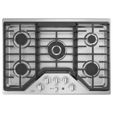 GE Cafe 30  5 Burner Gas Cooktop  Stainless Steel  NEW IN BOX