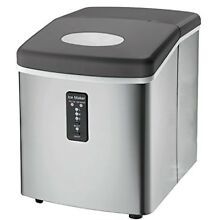 Ice Machine Portable  Counter Top Maker MachineTG22 Produces 26 Lbs Of Per 24 By