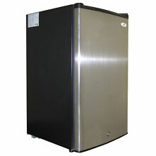 SPT Stainless Steel Upright Freezer