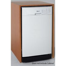 Avanti DW18D0WC Built in Dishwasher White