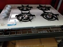 Frigidaire FFGC3005L White 30 in  Gas Gas Cooktop