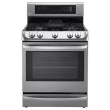 LG 30 inch 6 3 cubic foot Oven Freestanding Gas Range