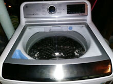 LG 7 3 Cu Ft  Electric Dryer with Turbo Steam White  DLEX7600WE