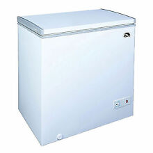 Igloo Chest Freezer 7 1 cu ft Defrst Drain Easy Clean FREE 16month Full Warranty