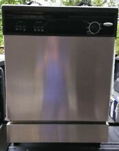 Whirlpool Dishwasher stainless steel front