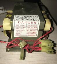 Emerson DT N90A0 63T DYR 001 Objy 2 R HV High Voltage Microwave Oven Transformer