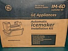 General Electric Refrigerator IM6   IM6D Icemaker Kit White Brand New Open Box