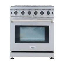Thor Kitchen LRG3001U Freestanding Style Gas Range with 4 55 Cubic Feet