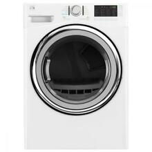 Kenmore 81382 7 4 cu  ft  Electric Dryer with Steam in White  includes