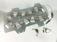Package of DC47 00019A   DC47 00018A   DC96 00887A for SAMSUNG Dryer Heater