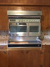 Tappan Fabulous 400 Gas Range and Oven