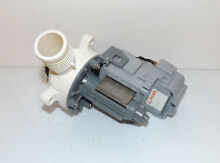 Whirlpool Washer   Drain Pump Assembly  W10276397   P3254